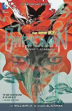 Batwoman (2011-2015) Tome 1: Hydrology