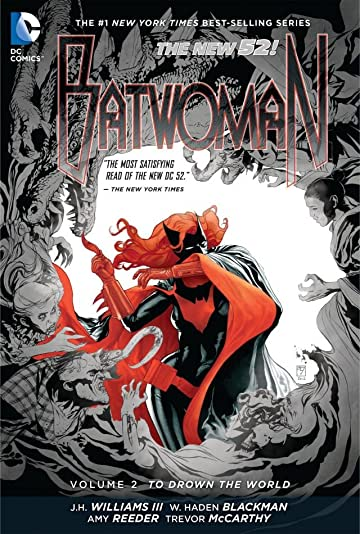 Batwoman (2011-2015) Tome 2: To Drown the World