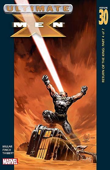 Ultimate X-Men #30