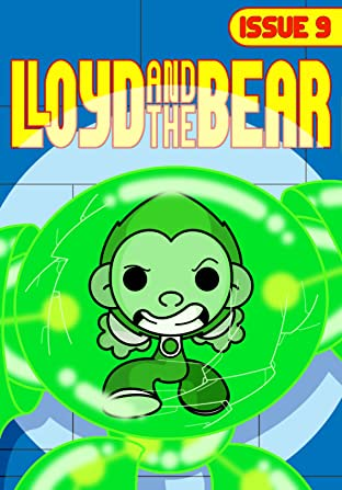 Lloyd and the Bear #9