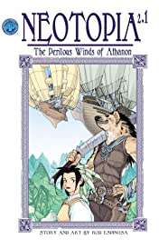 Neotopia Vol. 2 #1: The Perilous Winds of Athanon