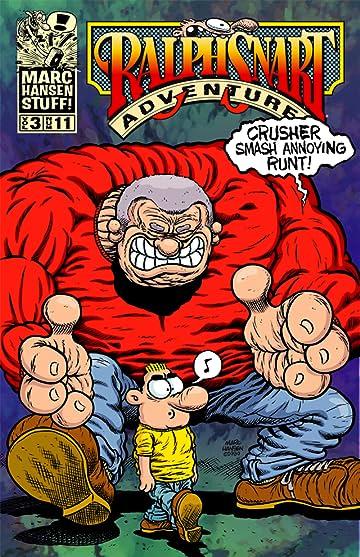 Ralph Snart Adventures #11