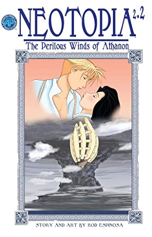 Neotopia Vol. 2 #2: The Perilous Winds of Athanon