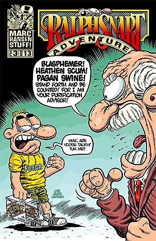 Ralph Snart Adventures #13