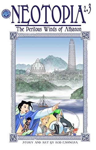 Neotopia Vol. 2 #3: The Perilous Winds of Athanon