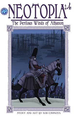 Neotopia Vol. 2 #4: The Perilous Winds of Athanon