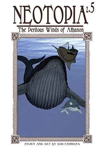 Neotopia Vol. 2 #5: The Perilous Winds of Athanon