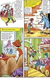 Classics Illustrated Junior #513: Pinocchio