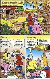 Classics Illustrated Junior #531: Rapunzel