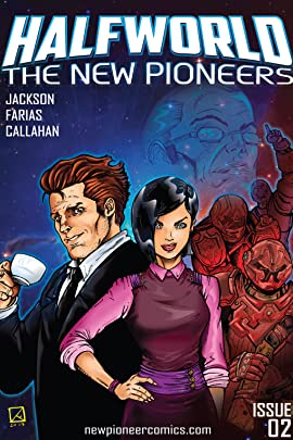 Halfworld: The New Pioneers #2