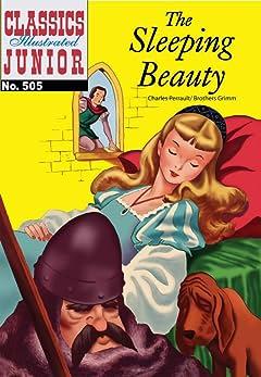 Classics Illustrated Junior #505: Sleeping Beauty