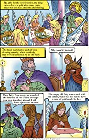 Classics Illustrated Junior #505: Sleeping Beauty