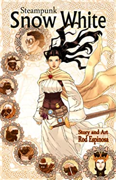 Steampunk Snow White Vol. 1