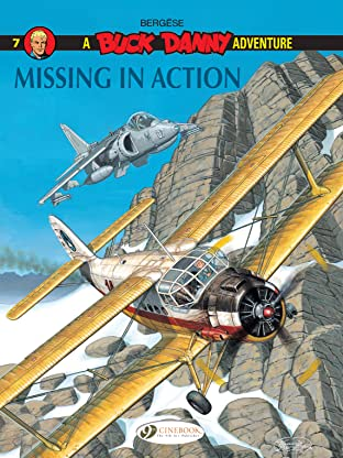 Buck Danny Vol. 7: Missing in action