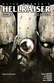 Hellraiser Annual 2013 #1