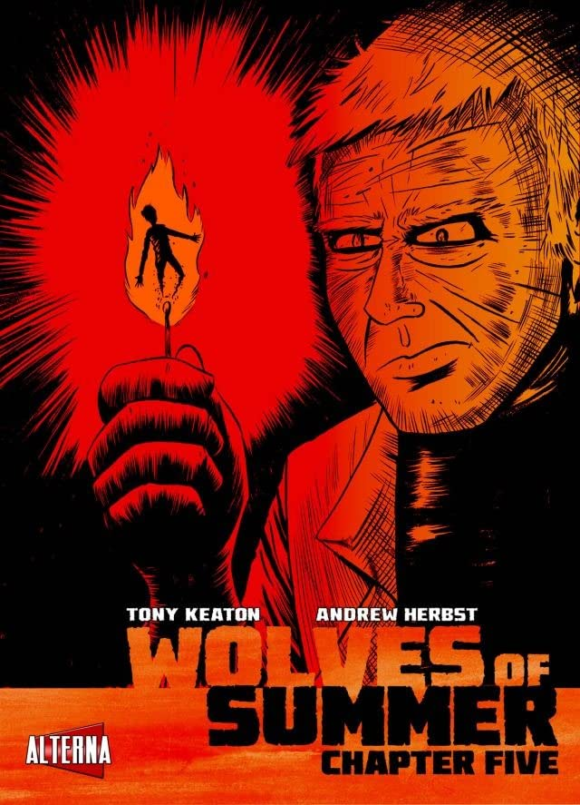 Wolves of Summer #5