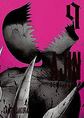 AJIN: Demi-Human Vol. 9