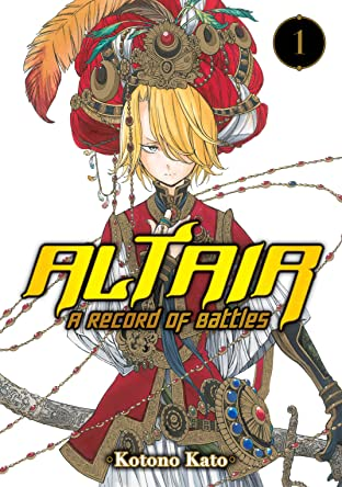 Altair: A Record of Battles Tome 1