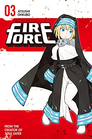 Fire Force Tome 3