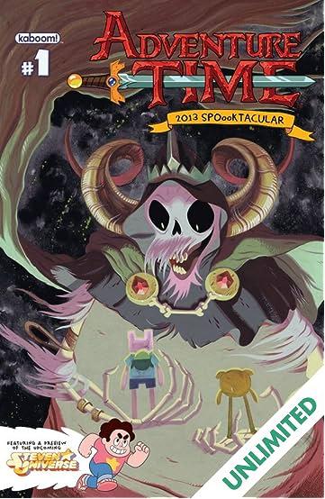 Adventure Time 2013 Spoooktacular