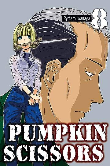 Pumpkin Scissors Vol. 8