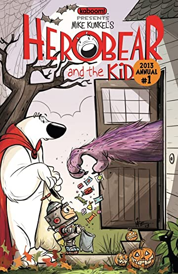 Herobear and the Kid Annual 2013 #1