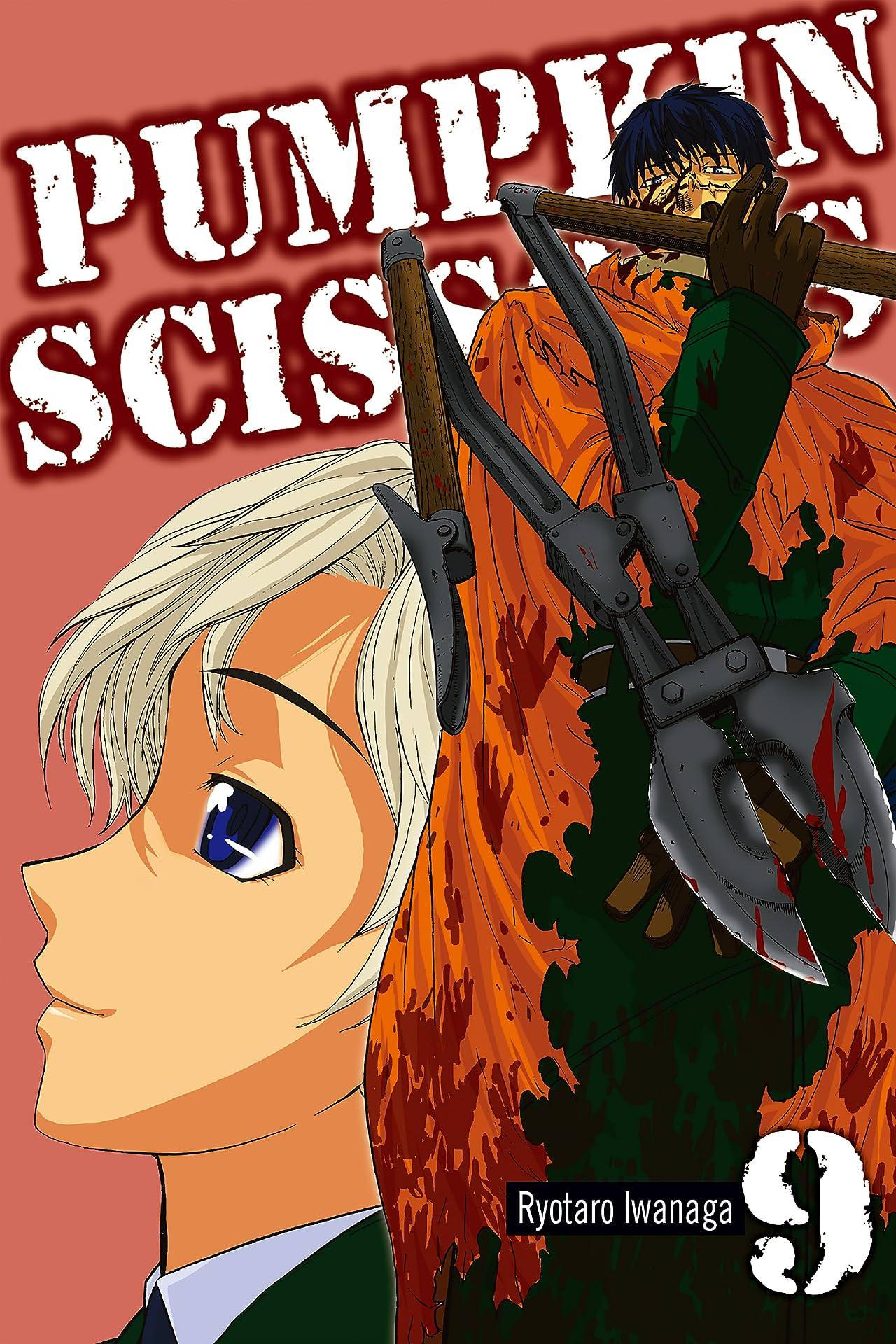 Pumpkin Scissors Vol. 9