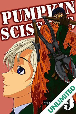 Pumpkin Scissors Vol. 9