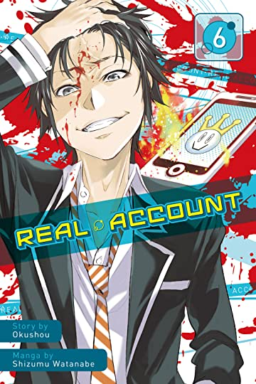 Real Account Vol. 6