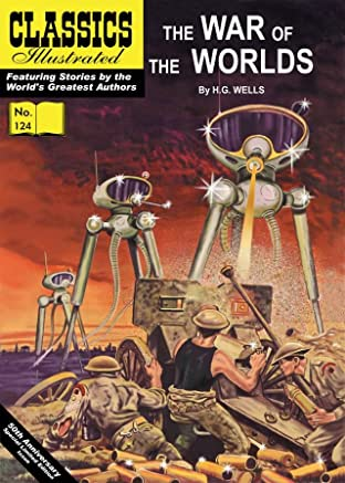 Classics Illustrated #124: The War of the Worlds