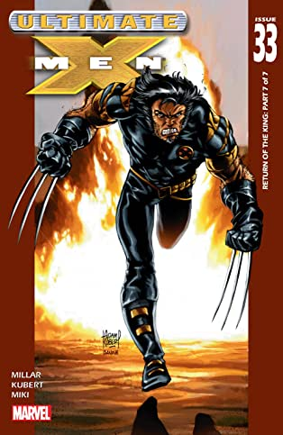 Ultimate X-Men #33