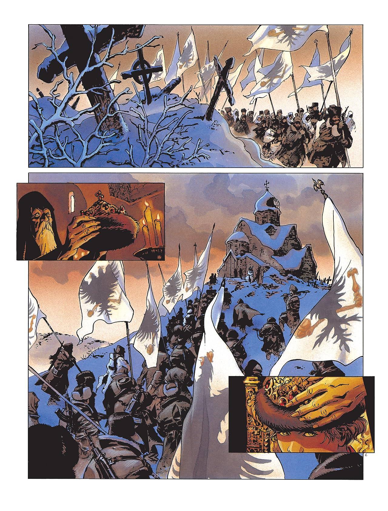 Gipsy Vol. 3: Le Jour du Tsar