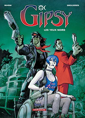 Gipsy Vol. 4: Les Yeux noirs
