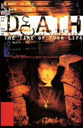 Death: The Time of Your Life #1 (of 3)