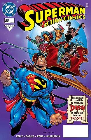 Action Comics (1938-2011) #762