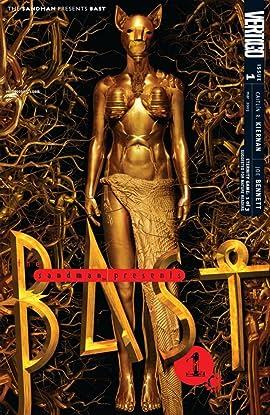 The Sandman Presents: Bast #1 (of 3)