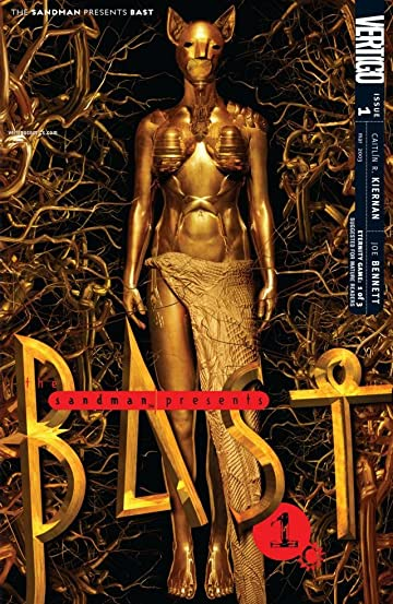 The Sandman Presents: Bast #1 (of 3)