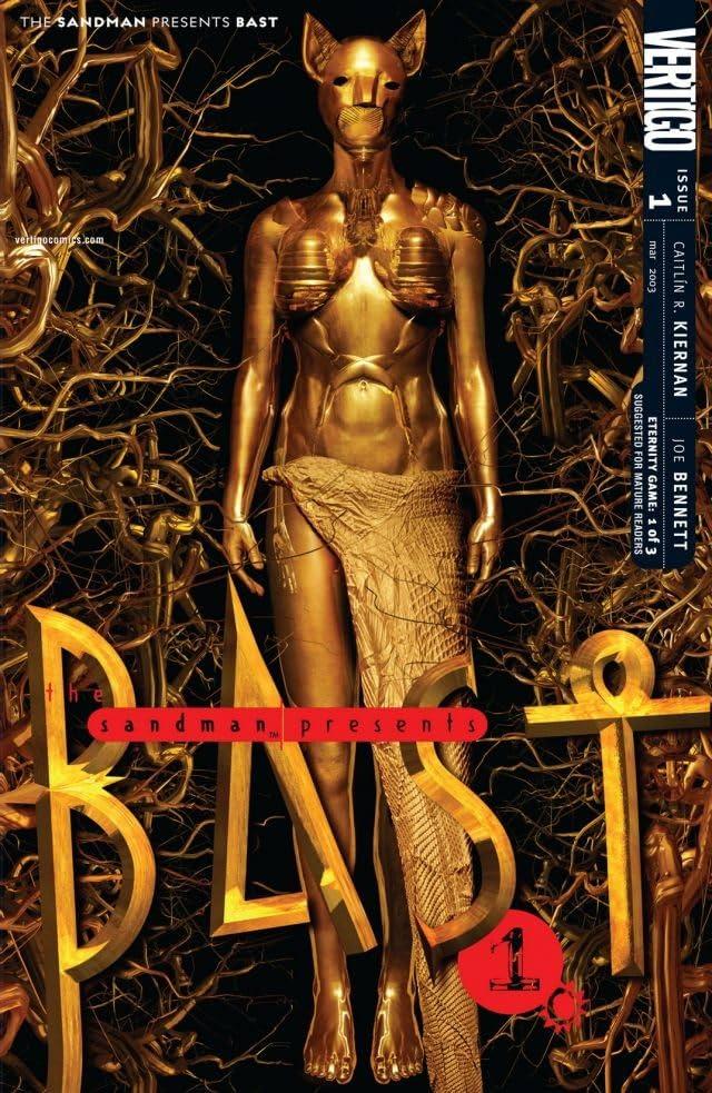 The Sandman Presents: Bast #1