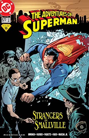 Adventures of Superman (1986-2006) #577