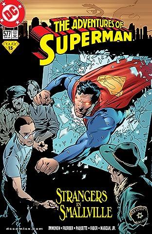 Adventures of Superman (1986-2006) #577