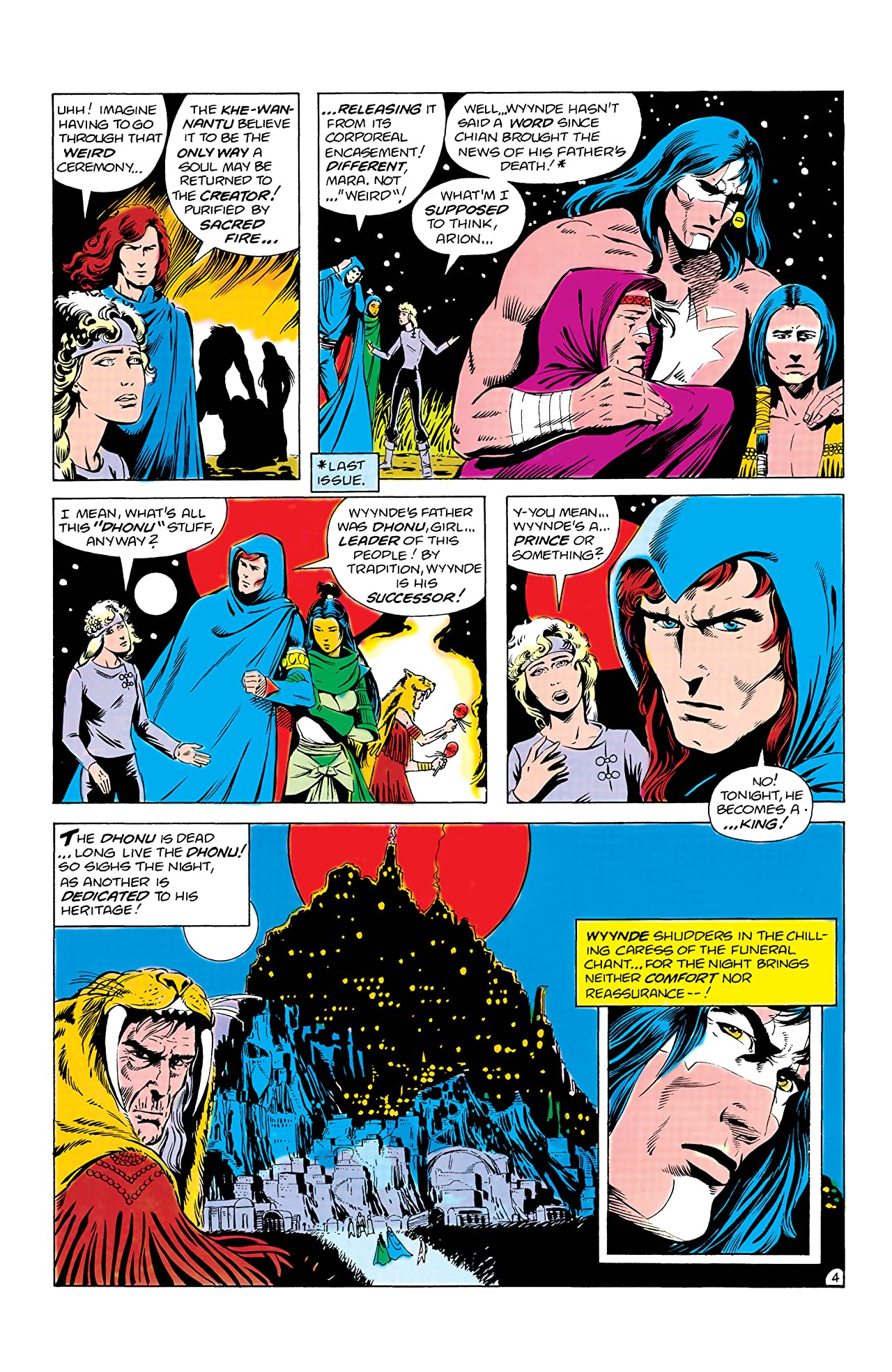 Arion, Lord of Atlantis (1982-1985) #13