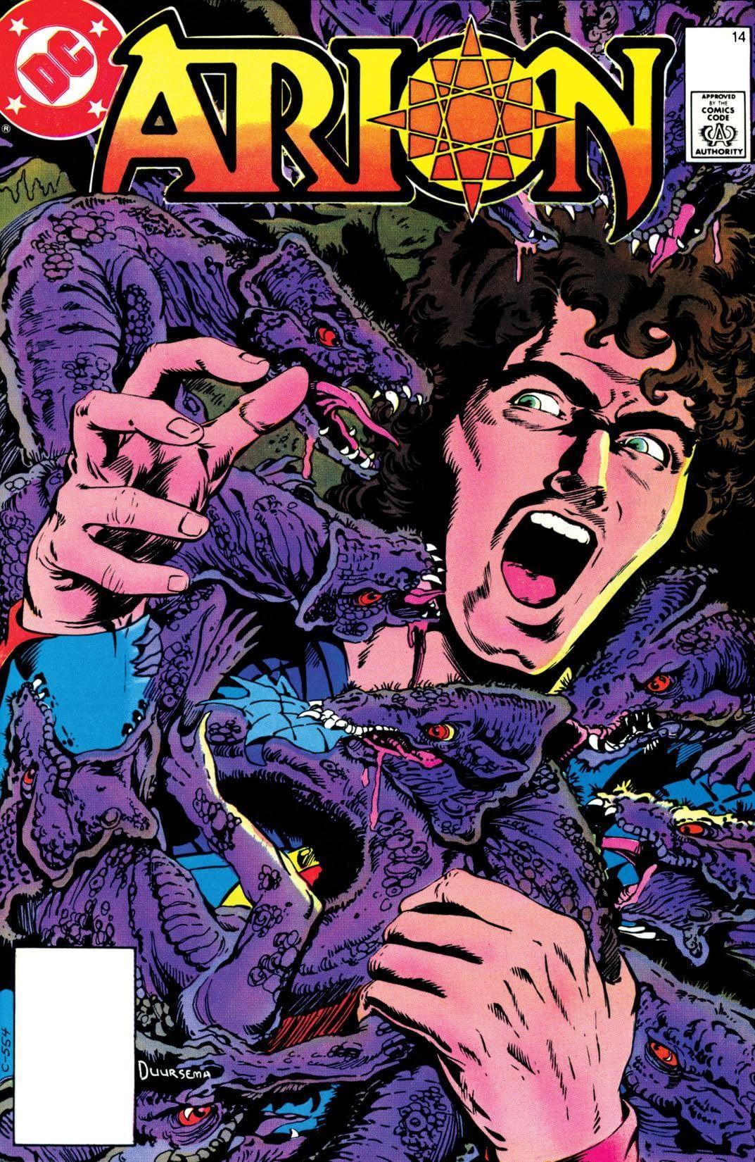 Arion, Lord of Atlantis (1982-1985) #14