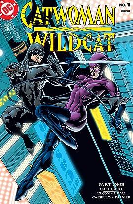 Catwoman/Wildcat (1998) No.1