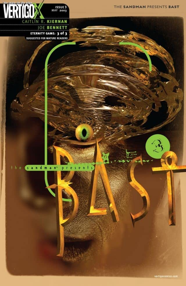 The Sandman Presents: Bast #3 (of 3)