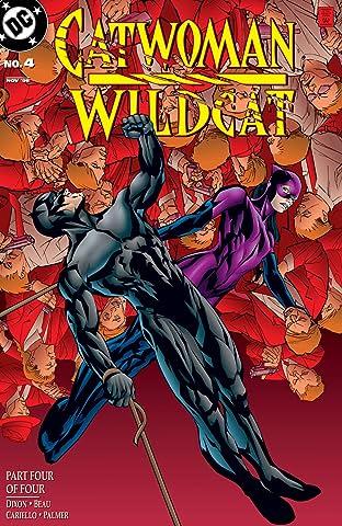 Catwoman/Wildcat (1998) #4