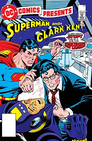 DC Comics Presents (1978-1986) #79