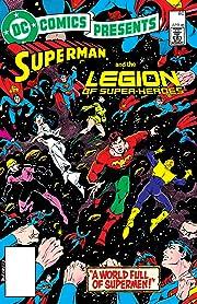 DC Comics Presents (1978-1986) #80