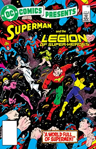 DC Comics Presents (1978-1986) #80