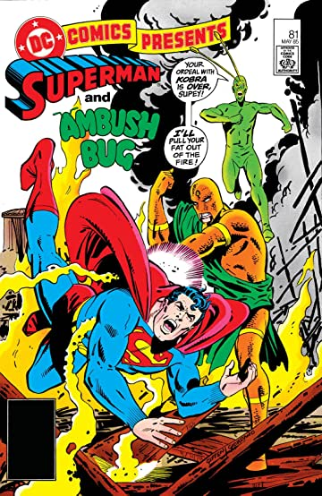 DC Comics Presents (1978-1986) #81