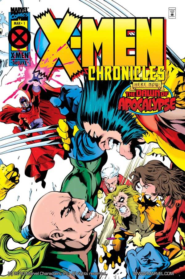 X-Men: Chronicles #1